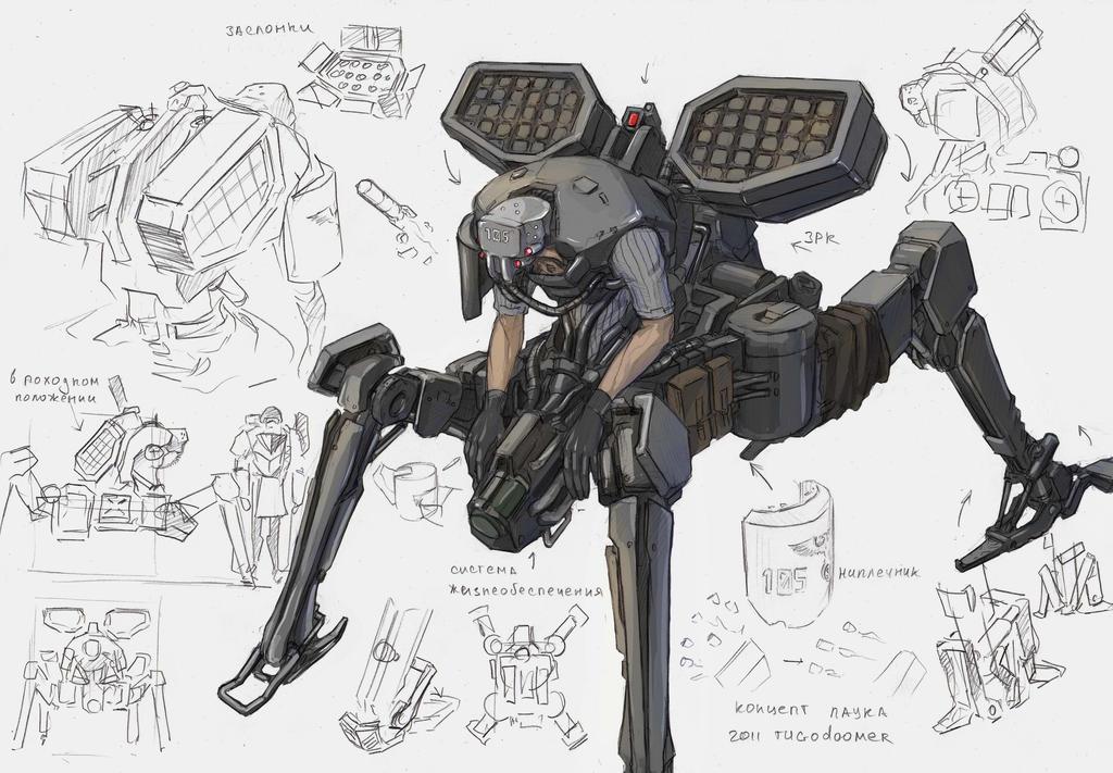 AA unit by TugoDoomER