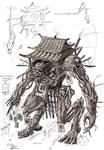 the demonic temple