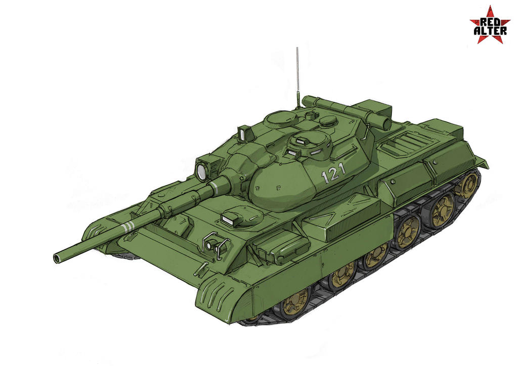 T-48M Rhino by TugoDoomER