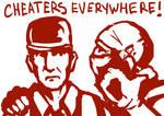 cheaters in dayz by TugoDoomER
