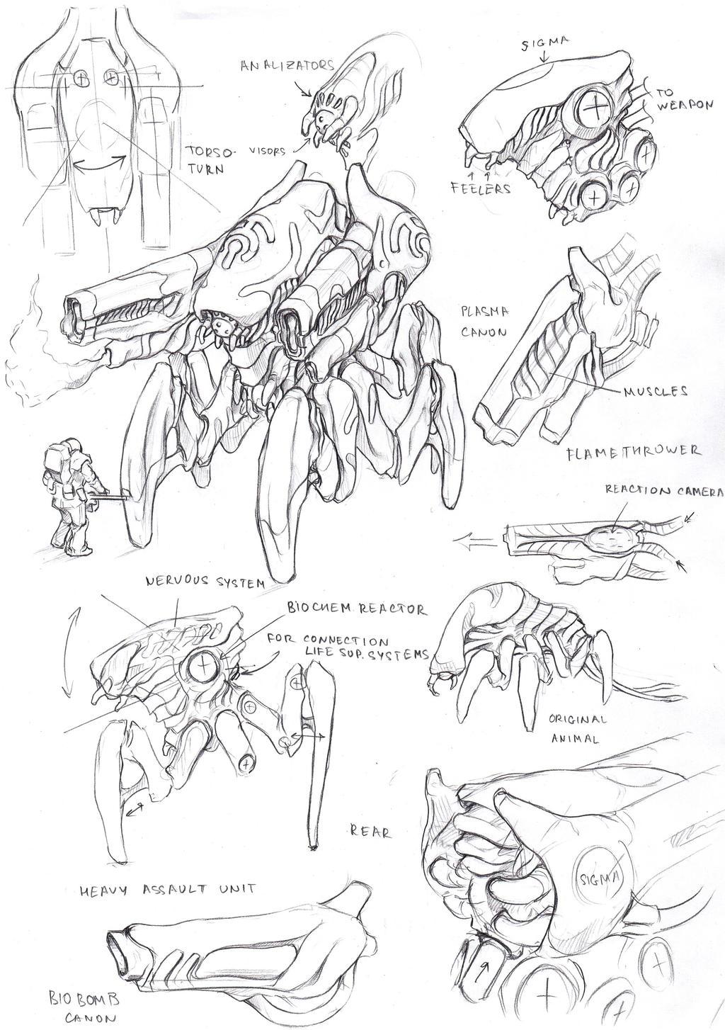 Glorlons bio-tank by TugoDoomER
