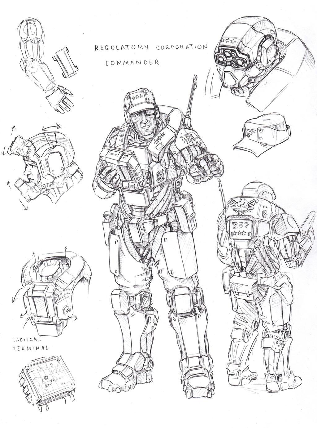 RC Commander by TugoDoomER