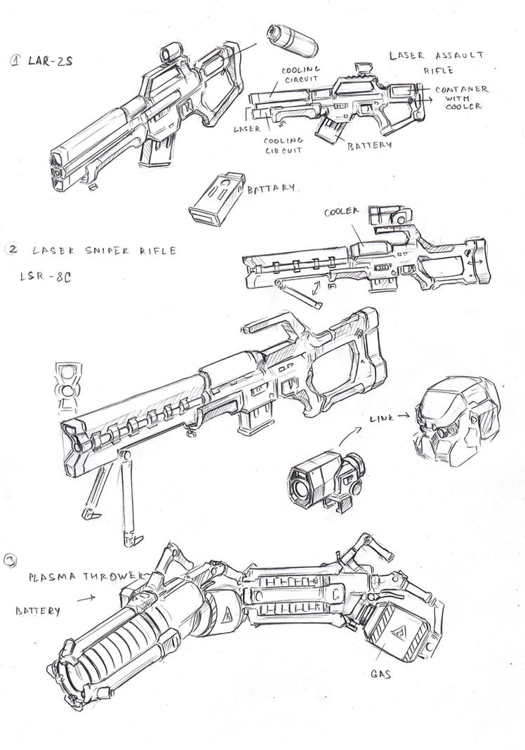 RC Weapon 1 by TugoDoomER