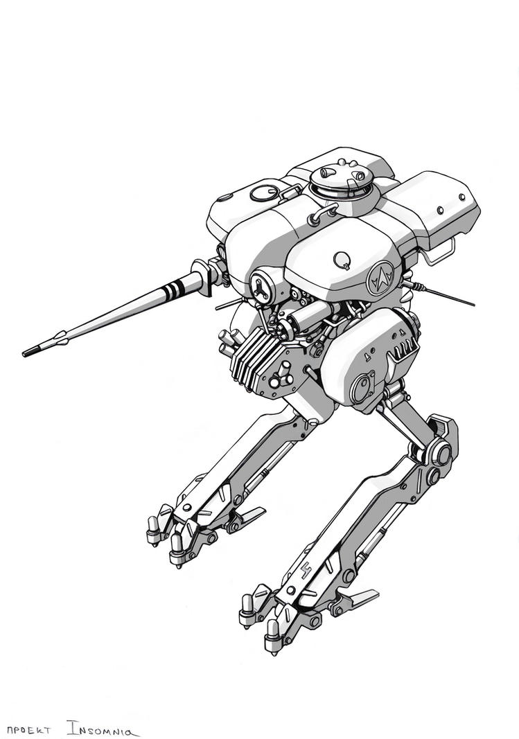 Lancer by TugoDoomER