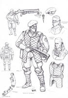 light armor 16 by TugoDoomER