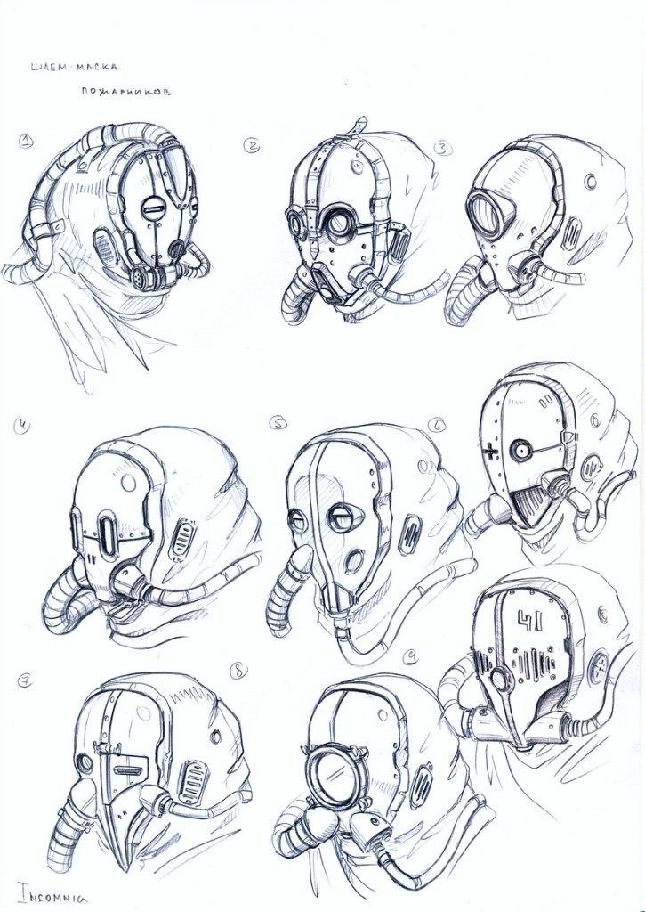 masks by TugoDoomER