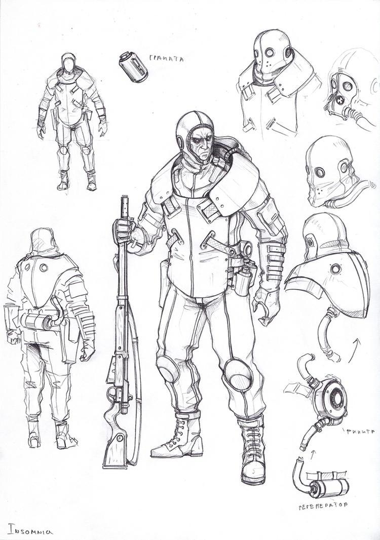 light armor 17 by TugoDoomER