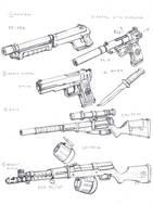 Specnaz Weapons 1