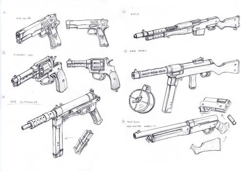 Pol Weapons