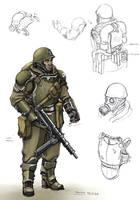 Polish Soldier by TugoDoomER