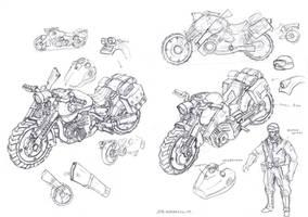 USA bikes by TugoDoomER