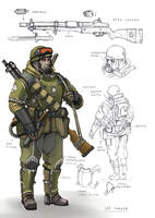 US ranger by TugoDoomER