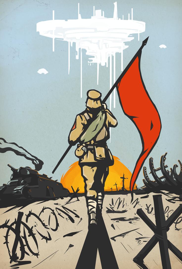 Interbellum agitation poster 8 by TugoDoomER