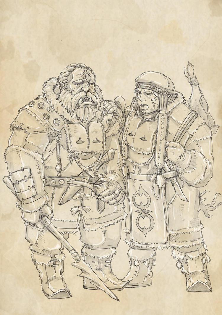 Interbellum - northern giants by TugoDoomER