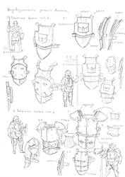 Alliance items: armor by TugoDoomER
