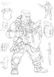 trench rat by TugoDoomER