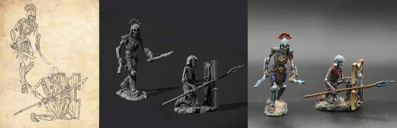 ancient warriors#1
