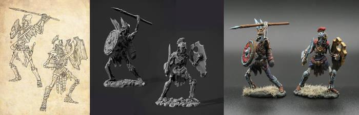 ancient warriors#2 by TugoDoomER