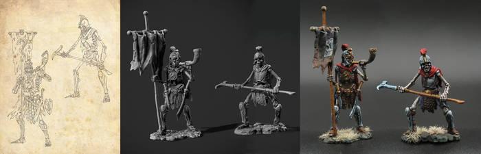 ancient warriors#3 by TugoDoomER