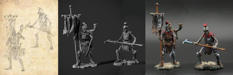 ancient warriors#3
