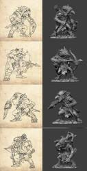 Goblins#1 by TugoDoomER