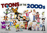 Toons of the 2000s: Top 25 by Doodley