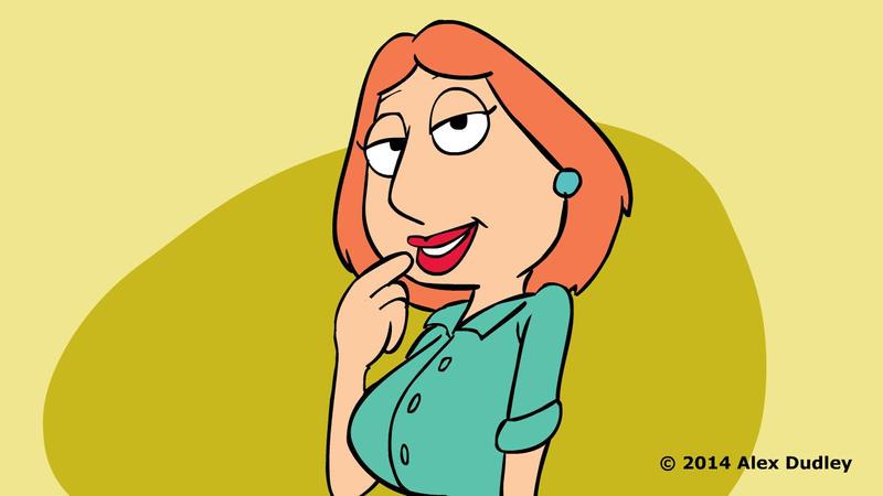 Lois Griffin Deviantart Lois Griffin by Doodle...