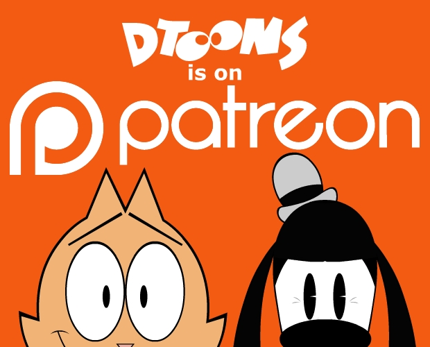 We're on Patreon! by Doodley