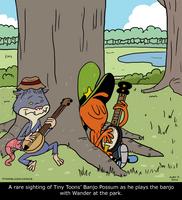 Toonagram #7 by Doodley