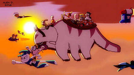 Nicktoons Movie Fan Trailer V by Doodley