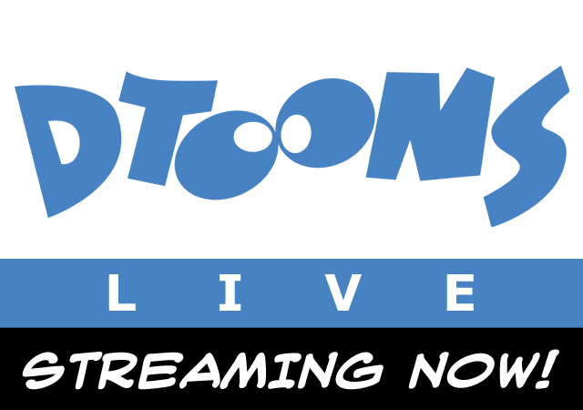 Streaming Team Teen Animation by Doodley