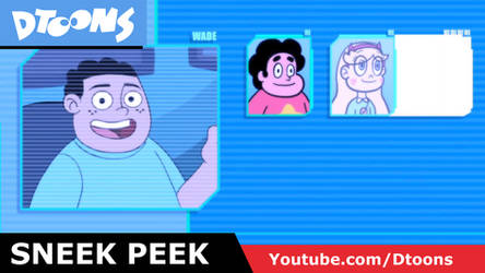 Wade is in Team Teen: Cartoon Heroes Unite!