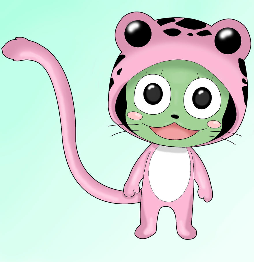 Fairy Tail Frosch: Frosch~ By IAnimeAngel On DeviantArt