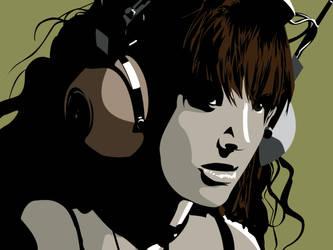 Headphone by daul