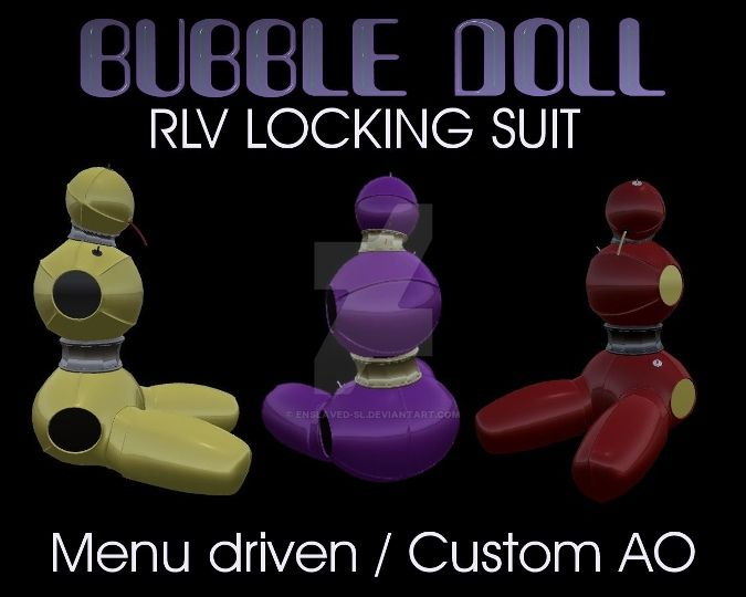 Bubbledoll Suit by Enslaved-SL