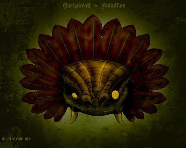 quetzalcoatl al sol by mictlantectli on DeviantArt