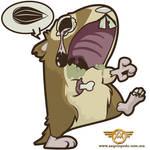 Hamster zombie