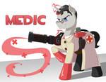 Pony-medic