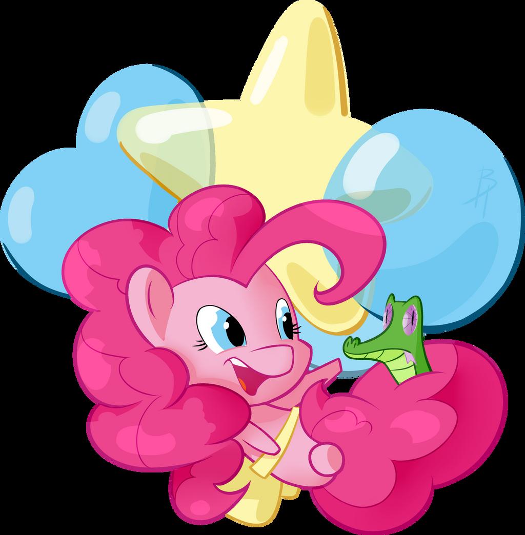 It's a Bird...It's a Plane...It's Pinkie Pie! by Batonya12561