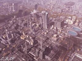 Metroplex Sector Seven by ChristianBeyer