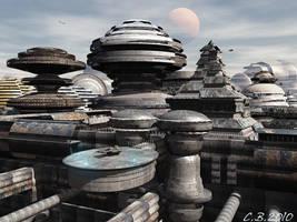 Destination Future by ChristianBeyer