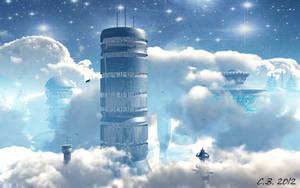 Pleiades Sector VII by ChristianBeyer