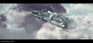 Millennium Falcon YT-1300