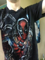 UntitledMy Deadpool shirt! by Shattered-Reaper