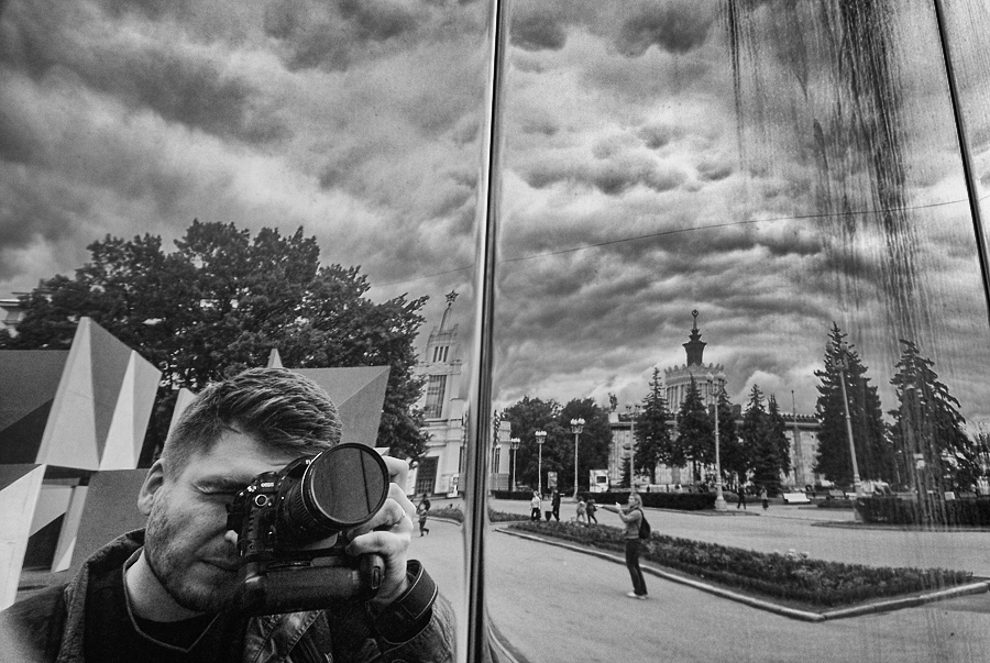 visit Moscow by pivan