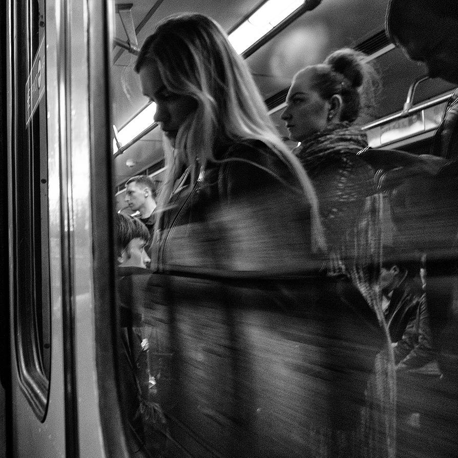 Traffic inside you by pivan