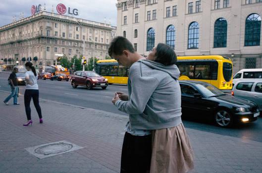 warm street )