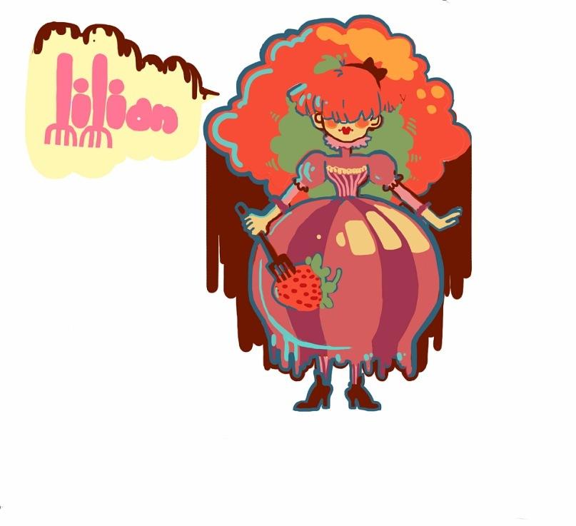 LilianFork Logo by LilianFork