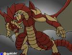 Red Kaiser Dragon