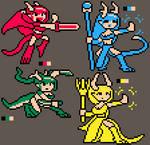 Dragon Girl Party